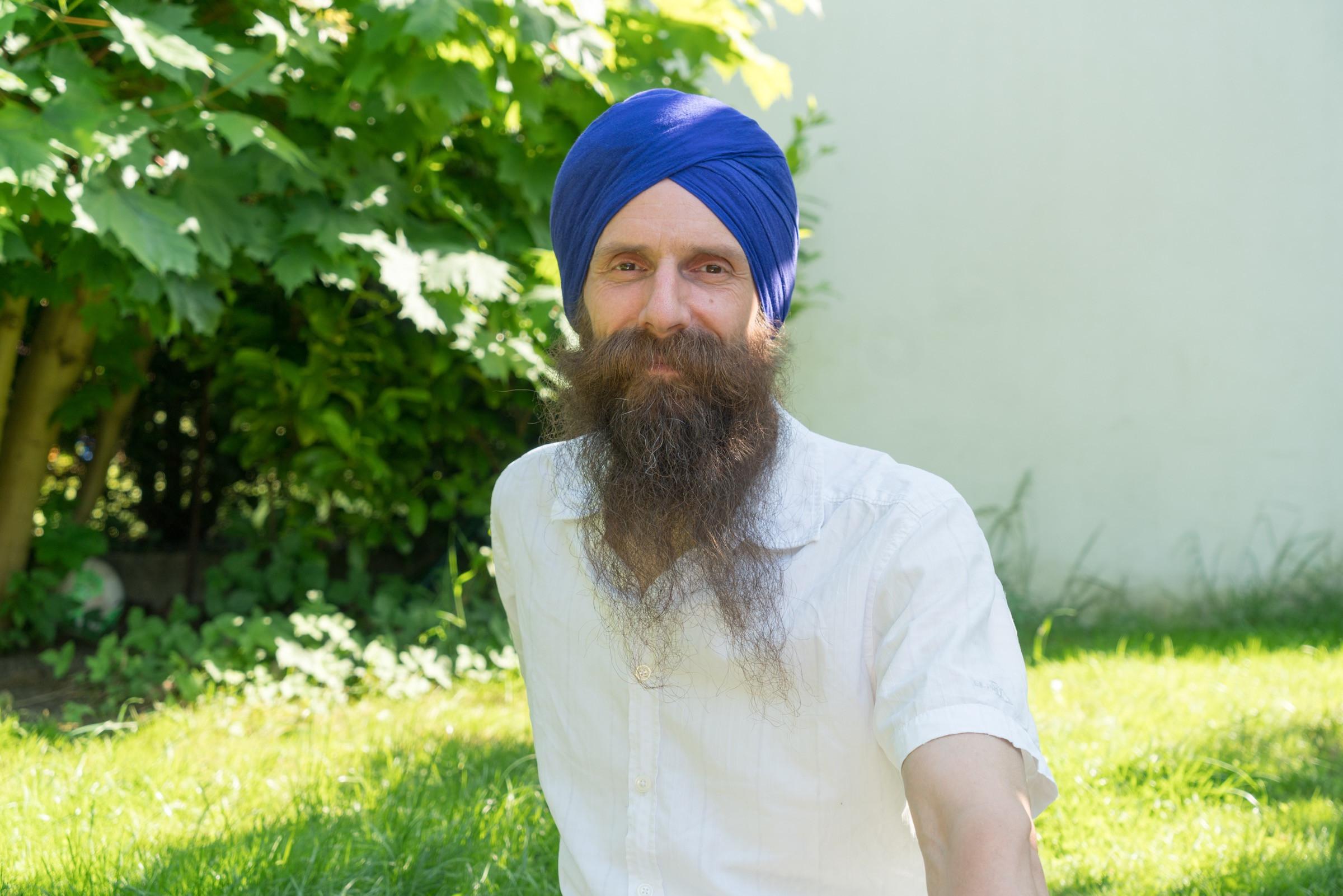 Karta Purkh Singh Pomarius